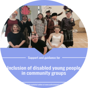 Inclusion Guidance Booklet front cover